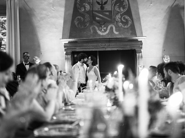 Il matrimonio di Simone e Francesca a Passirano, Brescia 34