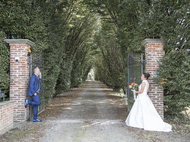 Le nozze di Cinzia e Emilio
