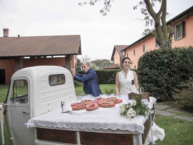 Il matrimonio di Emilio e Cinzia a Milano, Milano 35
