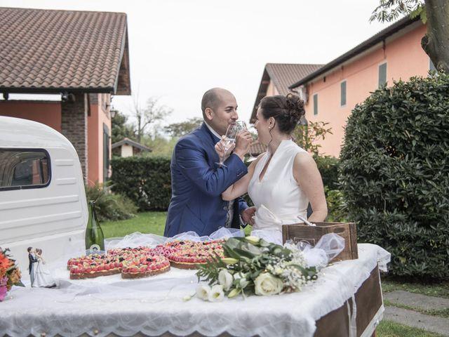 Il matrimonio di Emilio e Cinzia a Milano, Milano 36