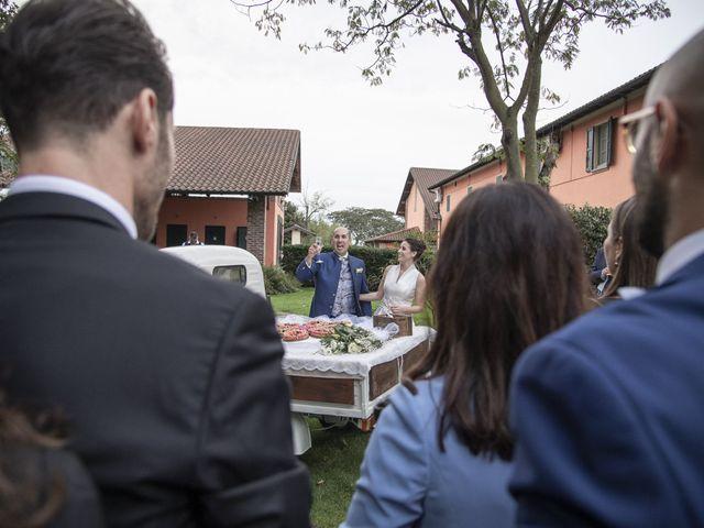 Il matrimonio di Emilio e Cinzia a Milano, Milano 37