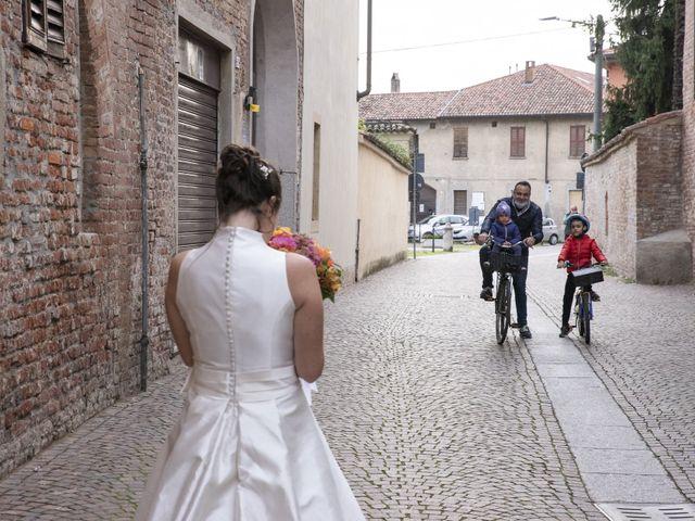 Il matrimonio di Emilio e Cinzia a Milano, Milano 51