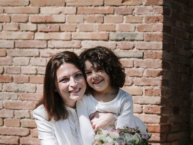 Il matrimonio di Luca e Silvia a Serrapetrona, Macerata 13