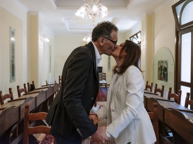 Il matrimonio di Luca e Silvia a Serrapetrona, Macerata 21