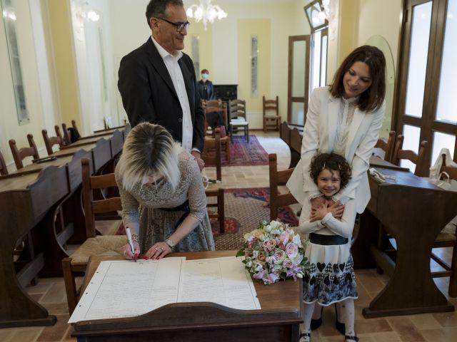 Il matrimonio di Luca e Silvia a Serrapetrona, Macerata 26