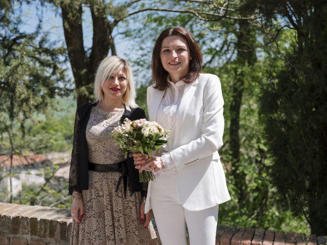 Il matrimonio di Luca e Silvia a Serrapetrona, Macerata 38