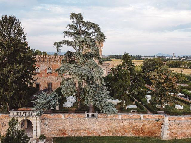 Il matrimonio di Enrico e Morena a Bevilacqua, Verona 9