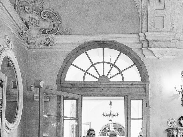 Il matrimonio di Enrico e Morena a Bevilacqua, Verona 26