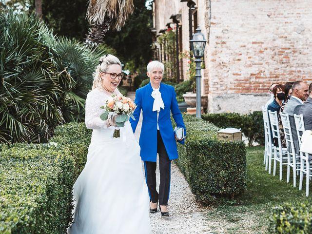 Il matrimonio di Enrico e Morena a Bevilacqua, Verona 28
