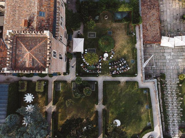 Il matrimonio di Enrico e Morena a Bevilacqua, Verona 31