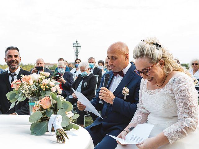 Il matrimonio di Enrico e Morena a Bevilacqua, Verona 36