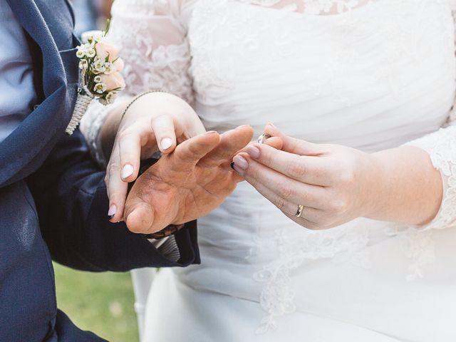 Il matrimonio di Enrico e Morena a Bevilacqua, Verona 40