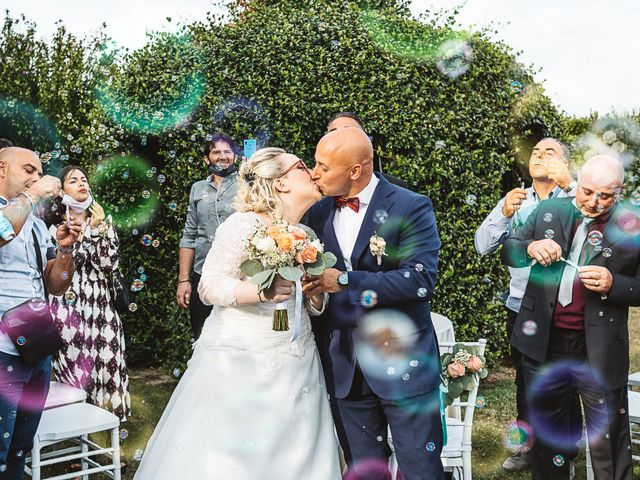 Le nozze di Morena e Enrico