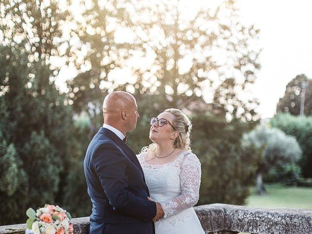 Il matrimonio di Enrico e Morena a Bevilacqua, Verona 44