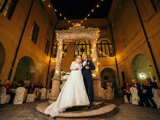 Il matrimonio di Enrico e Morena a Bevilacqua, Verona 51