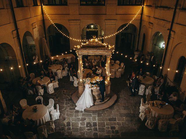 Il matrimonio di Enrico e Morena a Bevilacqua, Verona 1