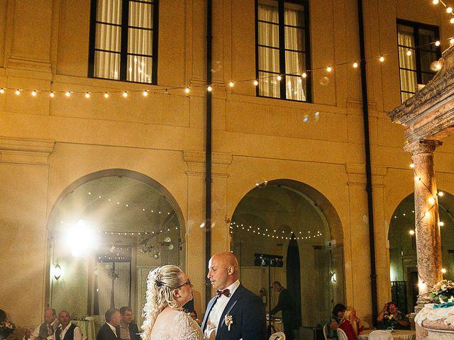 Il matrimonio di Enrico e Morena a Bevilacqua, Verona 52