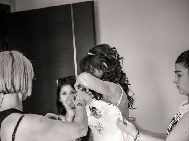 Il matrimonio di Alessandro e Sharon a Induno Olona, Varese 45