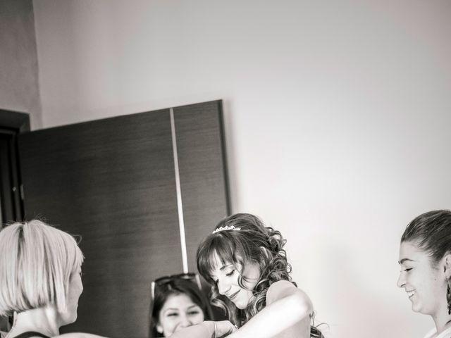 Il matrimonio di Alessandro e Sharon a Induno Olona, Varese 46