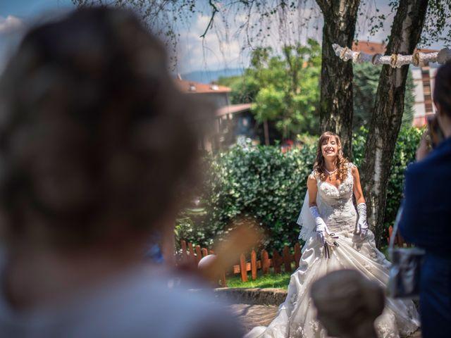 Il matrimonio di Alessandro e Sharon a Induno Olona, Varese 56
