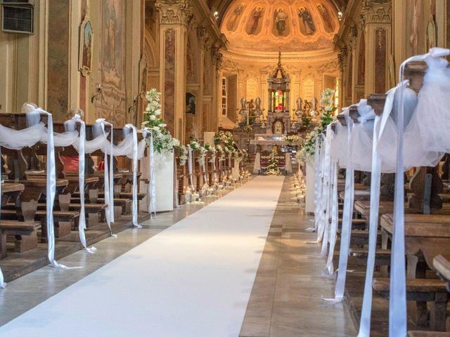 Il matrimonio di Alessandro e Sharon a Induno Olona, Varese 68