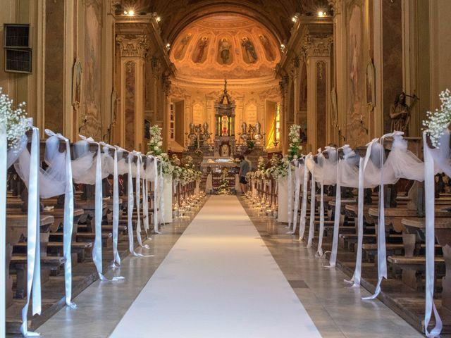Il matrimonio di Alessandro e Sharon a Induno Olona, Varese 70