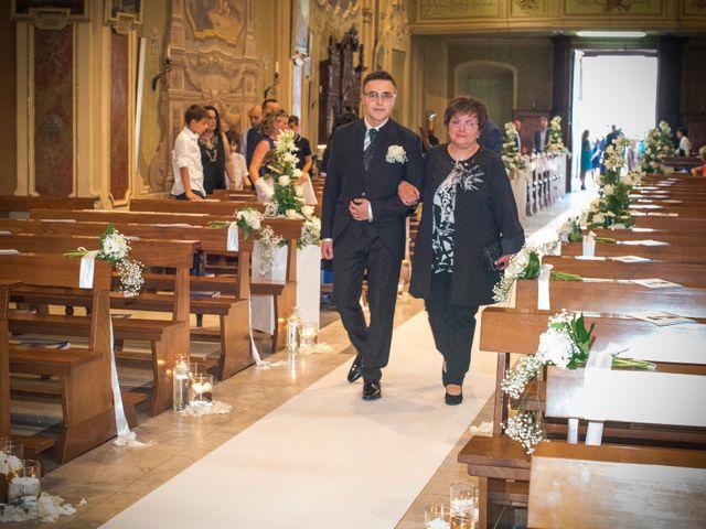 Il matrimonio di Alessandro e Sharon a Induno Olona, Varese 73