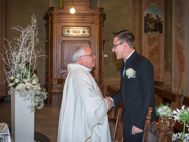 Il matrimonio di Alessandro e Sharon a Induno Olona, Varese 74