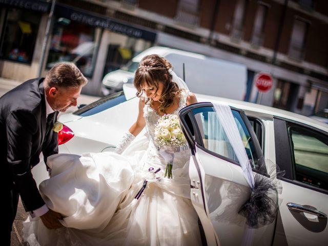 Il matrimonio di Alessandro e Sharon a Induno Olona, Varese 85