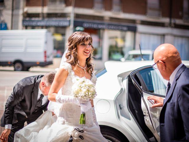 Il matrimonio di Alessandro e Sharon a Induno Olona, Varese 86