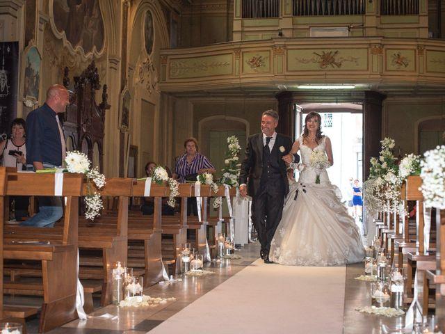Il matrimonio di Alessandro e Sharon a Induno Olona, Varese 87