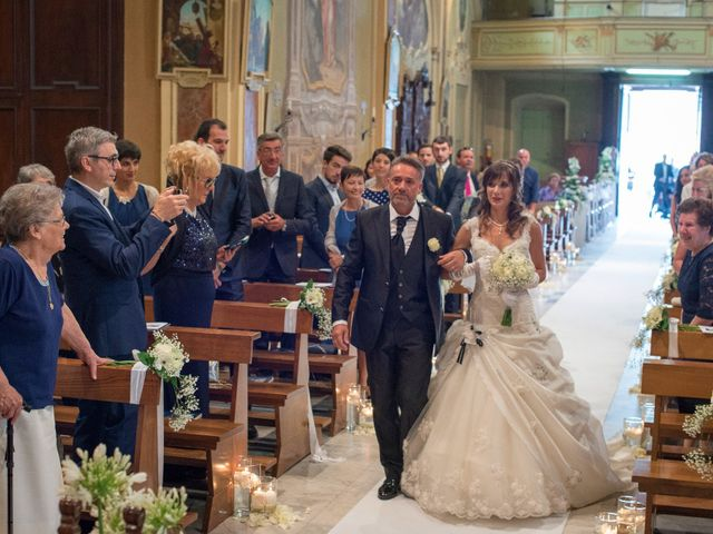 Il matrimonio di Alessandro e Sharon a Induno Olona, Varese 88