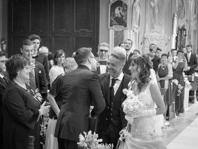Il matrimonio di Alessandro e Sharon a Induno Olona, Varese 89