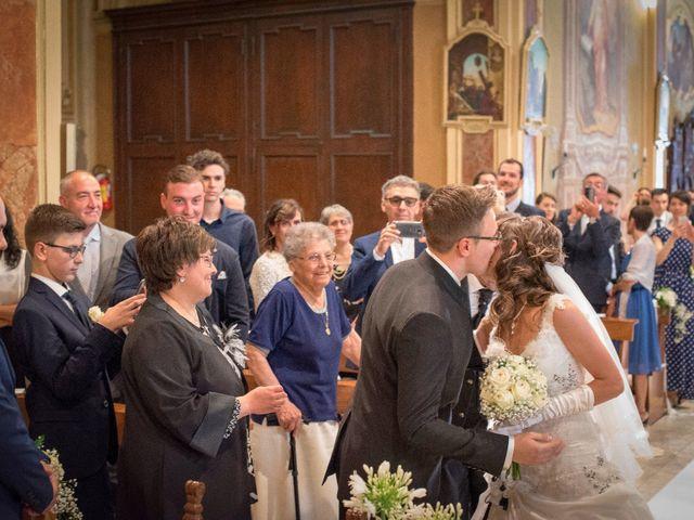 Il matrimonio di Alessandro e Sharon a Induno Olona, Varese 90