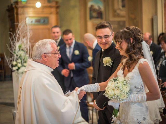 Il matrimonio di Alessandro e Sharon a Induno Olona, Varese 91