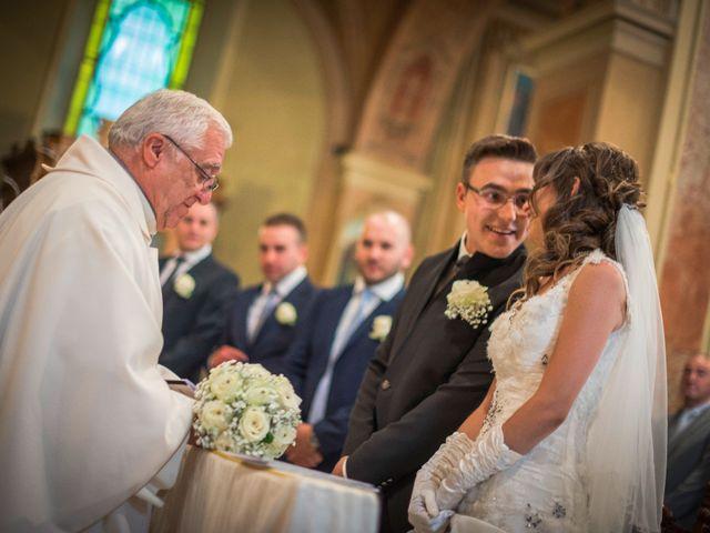 Il matrimonio di Alessandro e Sharon a Induno Olona, Varese 92