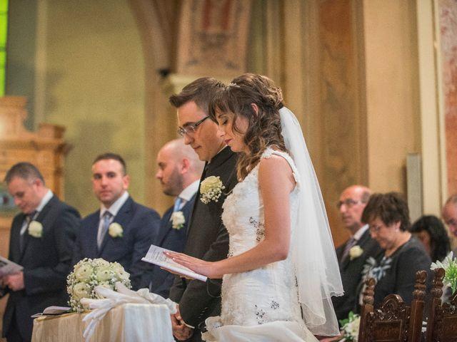 Il matrimonio di Alessandro e Sharon a Induno Olona, Varese 93