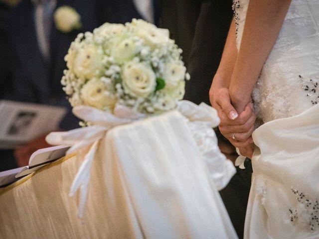 Il matrimonio di Alessandro e Sharon a Induno Olona, Varese 94