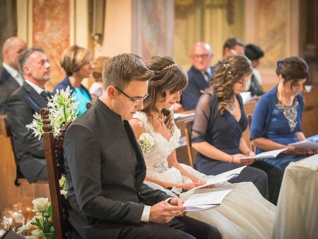 Il matrimonio di Alessandro e Sharon a Induno Olona, Varese 98