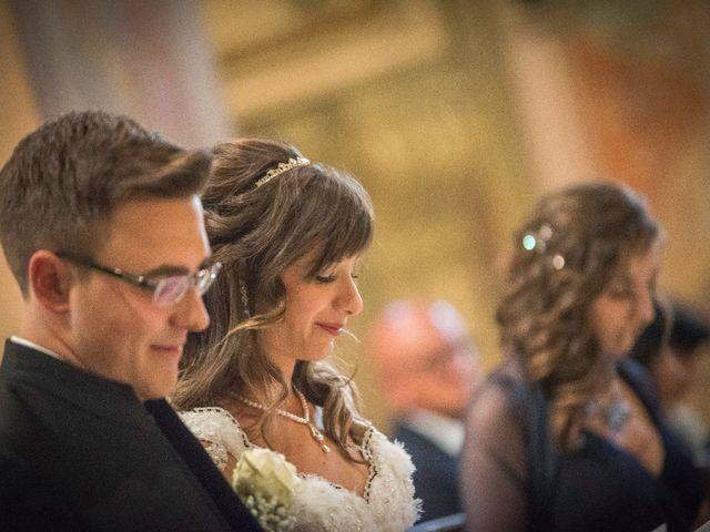 Il matrimonio di Alessandro e Sharon a Induno Olona, Varese 100