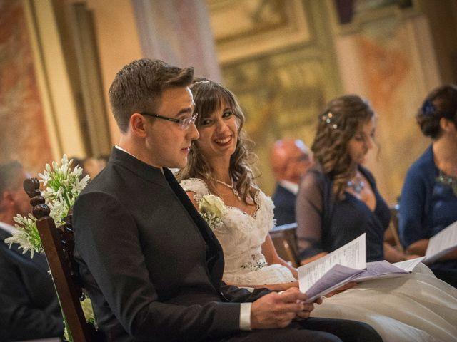 Il matrimonio di Alessandro e Sharon a Induno Olona, Varese 101