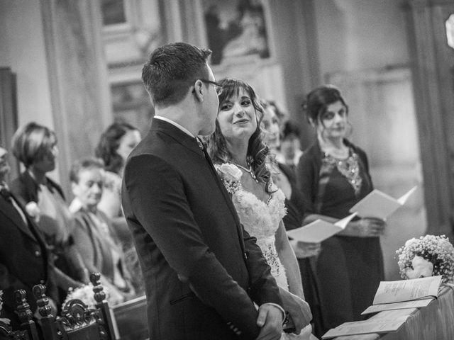 Il matrimonio di Alessandro e Sharon a Induno Olona, Varese 102