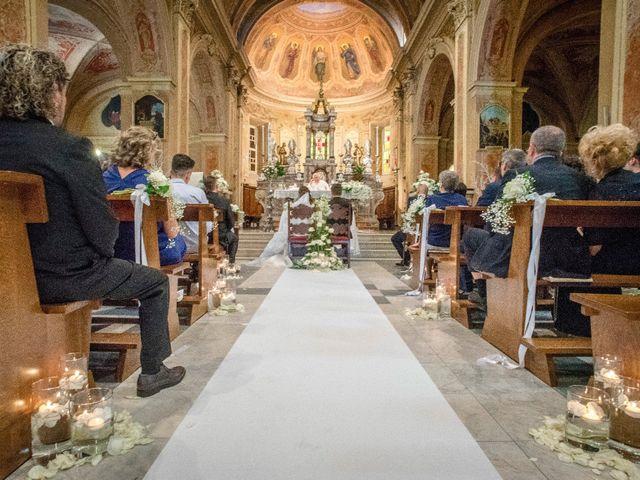 Il matrimonio di Alessandro e Sharon a Induno Olona, Varese 103