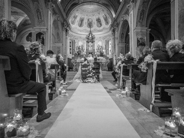 Il matrimonio di Alessandro e Sharon a Induno Olona, Varese 104