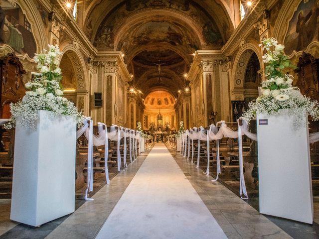 Il matrimonio di Alessandro e Sharon a Induno Olona, Varese 105