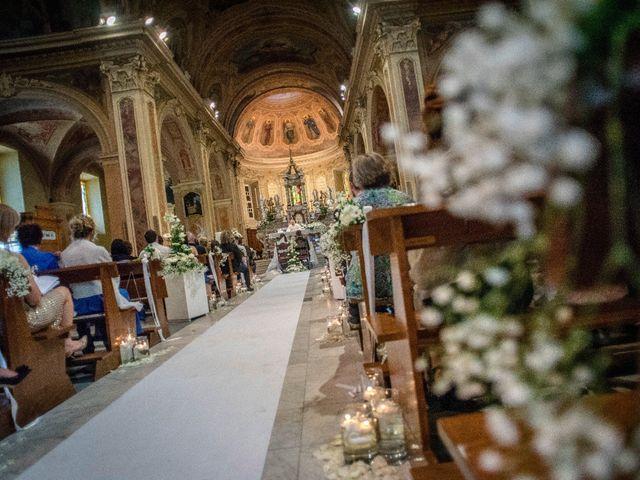 Il matrimonio di Alessandro e Sharon a Induno Olona, Varese 106