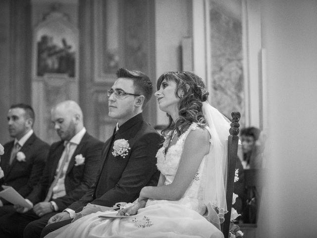 Il matrimonio di Alessandro e Sharon a Induno Olona, Varese 110