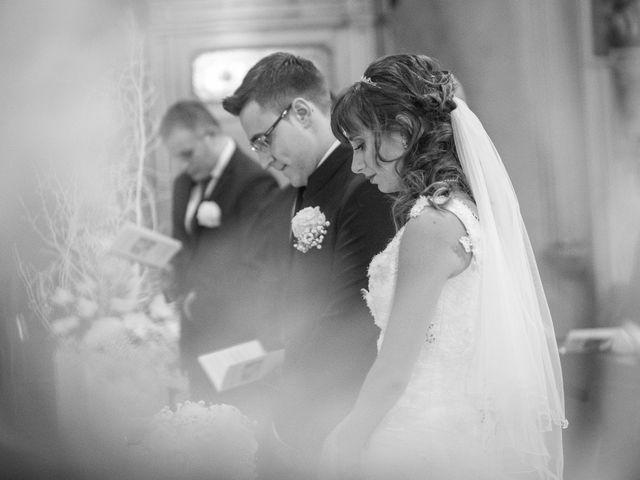 Il matrimonio di Alessandro e Sharon a Induno Olona, Varese 111