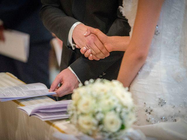 Il matrimonio di Alessandro e Sharon a Induno Olona, Varese 114
