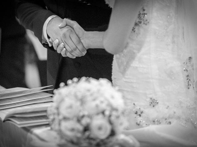 Il matrimonio di Alessandro e Sharon a Induno Olona, Varese 115